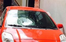 Xuất hiện tình trạng ném đá ô tô trên cao tốc Hà Nội - Hải Phòng