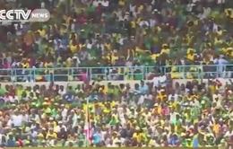 Tanzania hủy bỏ các buổi lễ kỉ niệm Quốc khánh