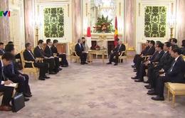 Tổng Bí thư tiếp lãnh đạo các tổ chức kinh tế Nhật Bản