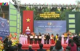 Kỷ niệm 35 năm ngày thành lập trường ĐH Sân khấu - Điện ảnh