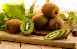 Tác dụng tuyệt vời của quả kiwi