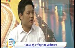 18 y, bác sĩ BV Phụ sản Hà Nội đã uống thuốc kháng virus HIV dự phòng