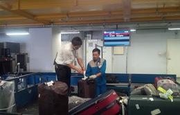 Sẽ xử lý GĐ Cảng Hàng không nếu tình trạng mất hành lý không giảm