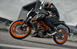 KTM 390 Duke sẽ có mặt trên thị trường năm 2017