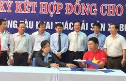 Ngư dân đầu tiên tại Quảng Nam được vay vốn đóng tàu đánh bắt xa bờ