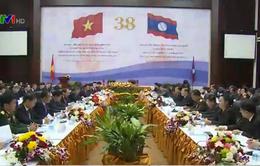 Kỳ họp lần thứ 38 Ủy ban liên Chính phủ Việt Nam - Lào, Lào - Việt Nam