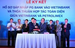 Chính thức sáp nhập PG Bank vào Vietinbank