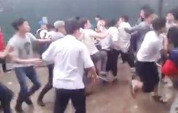 Hà Nội: Kết luận xử lý vụ việc 36 học sinh đánh nhau