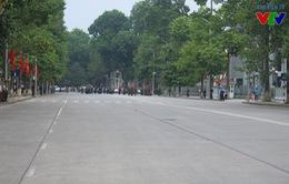 Từ 21h tối nay, cấm xe trên 40 tuyến phố Hà Nội