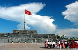 70 năm cờ đỏ sao vàng tung bay trên kỳ đài Huế