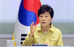 MERS lây lan mạnh, Tổng thống Park Geun Hye trấn an người dân