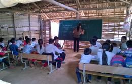 Hỗ trợ xây dựng trường tiểu học cho xã vùng cao khó khăn