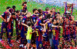 ĐHTB La Liga 2014/15: Bacca sát cánh cùngMessi, Ronaldo