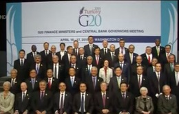 G20 lạc quan về triển vọng kinh tế thế giới