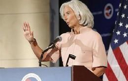 IMF: Mỹ không nên tăng lãi suất trước 2016