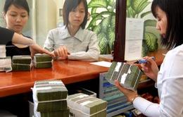 Một số ngân hàng điều chỉnh tăng lãi suất huy động