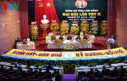 Đại hội Đảng bộ TP Đà Nẵng, Phú Yên, Lâm Đồng và Gia Lai bế mạc