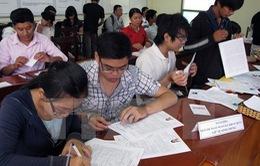 Kì thi THPT Quốc gia 2015: Gia hạn nộp, chỉnh sửa sai sót hồ sơ cho thí sinh