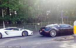 Đua tốc độ, 2 siêu xe gặp nạn đúng nơi Ronaldo hút chết