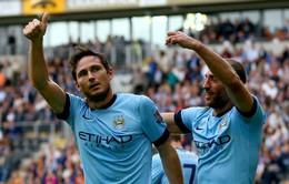 Chuyển nhượng sáng 2/1: Man City chính thức giữ chân Lampard