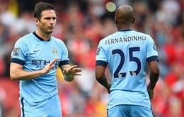 Lampard có thể lỡ đại chiến Man City – Chelsea