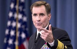 Mỹ tuyên bố không thay đổi chiến lược chống IS