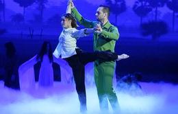 Bước nhảy hoàn vũ 2015: Ninh Dương Lan Ngọc bất ngờ nhận 4 điểm 10