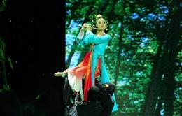 """Ninh Dương Lan Ngọc """"lột xác"""" trong Chung kết Bước nhảy hoàn vũ 2015"""
