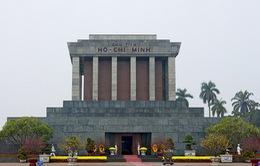 Lăng Chủ tịch Hồ Chí Minh mở cửa lại từ hôm nay (5/11)