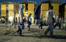 Làng container cho người lao động ở Thái Lan