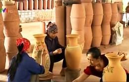 Cần giải pháp tháo gỡ khó khăn ở làng nghề truyền thống