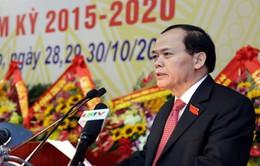 Đồng chí Ngô Văn Dụ dự khai mạc Đại hội đại biểu Đảng bộ tỉnh Lạng Sơn