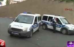 Lãnh sự quán Mỹ tại Thổ Nhĩ Kỳ bị tấn công