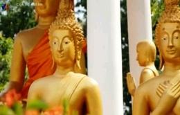 Những khoảng khắc bình dị của người dân Lào