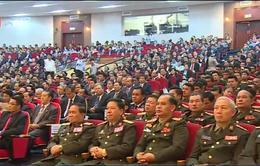 Lào: Mít tinh trọng thể kỷ niệm 70 năm Quốc khánh Việt Nam