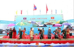 Việt Nam giúp Lào xây dựng trường Nghiệp vụ Biên phòng