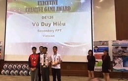 Học sinh Việt Nam đoạt giải Nhất cuộc thi Lập trình quốc tế 2015