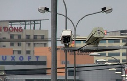 TP.HCM lắp camera ngăn người dân xả rác