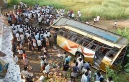 Tai nạn đường bộ ở Bangladesh, hàng chục người thương vong