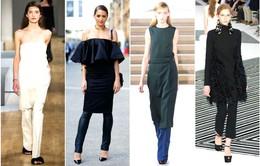 Phong cách layer mới cho mùa Thu Đông 2015