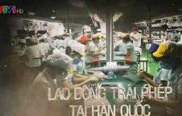Khó kêu gọi lao động trái phép tại Hàn Quốc về nước