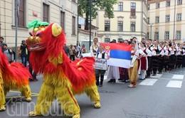 Việt Nam tham gia Lễ hội các dân tộc thiểu số Praha