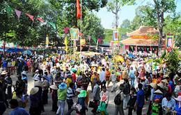 Lễ hội Gò Tháp thu hút hơn 350.000 lượt khách tham quan