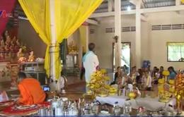 Rộn ràng Tết Chôl Chnăm Thmây của đồng bào Khmer