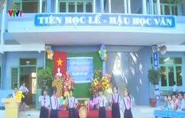 Ninh Thuận: Hơn 132.000 học sinh dự lễ khai giảng năm học mới