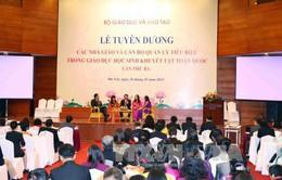 Tuyên dương 194 nhà giáo tiêu biểu về giáo dục học sinh khuyết tật