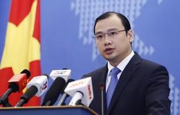 Việt Nam ủng hộ việc tuân thủ và thực thi đầy đủ Công ước LHQ về Luật Biển 1982