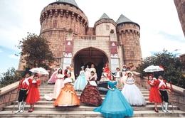 Lễ hội Bà Nà 2015: Bản giao hưởng thanh âm, màu sắc và vị hương