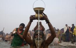 Lễ hội hành hương Kumbh Mela tại Ấn Độ