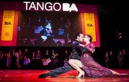 Argentina: Rộn ràng cuộc thi nhảy Tango quốc tế